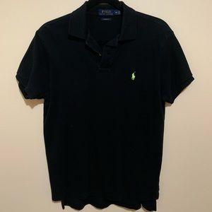 Polo Ralph Lauren Men's Black Shirt